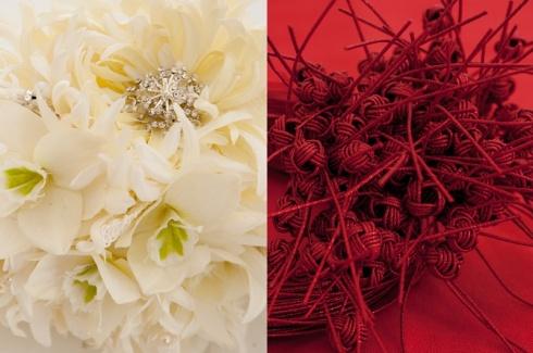 犬竹恵理・内野敏子 二人展 「Rouge et Blanc」