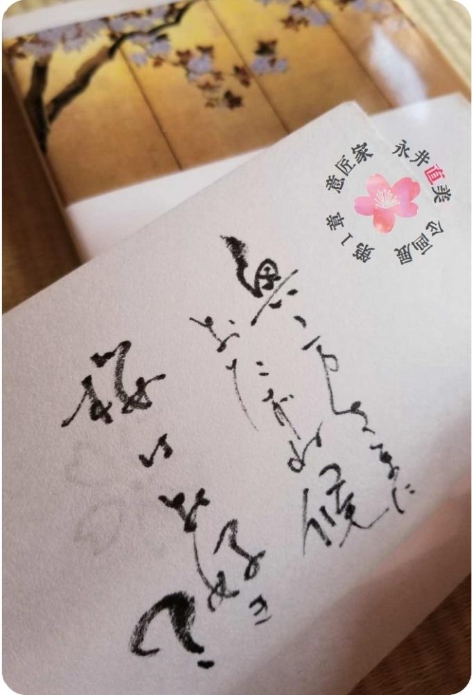 奥方様におたずね候 桜はお好き? 意匠家 永井直美