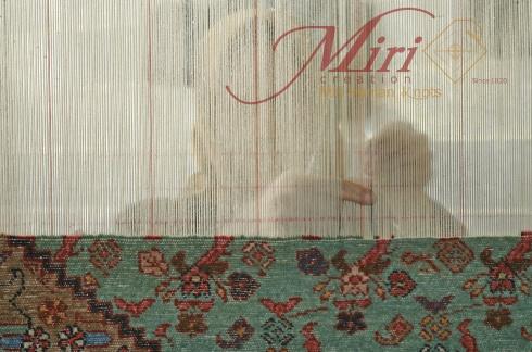 華麗なるペルシャ絨毯の世界展