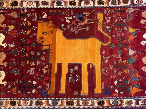 ペルシャ絨毯・キリム・ギャッベ展